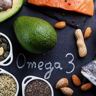 Foods great for Omega-3 and Heart Health by Cooper Complete